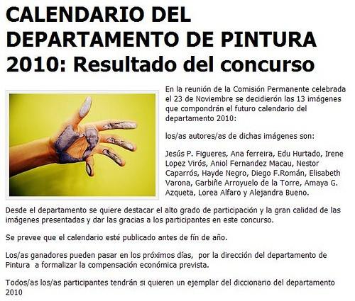CONCURSO BBAA 2009-2010 #detxu #detxu9one