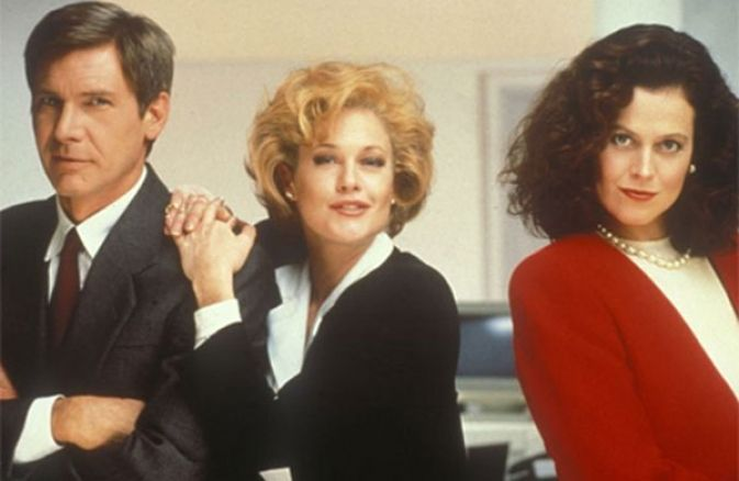 Working Girl by Mike Nichols 1988.  It changed my life.