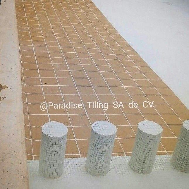 Paradise Tiling SA de CV. Contratistas/ Contractors   Playa del Carmen & Riviera Maya.  Pools- Deks- Home Design & Arquitecture. Albercas- decks- interiorismo- acabados-arquitectura y construcción en general.  Tel/Whatsapp: 984 169 17 16 #interiordesign #tiles #construction #update #house #home #quality #arquitecture #contractors #playadelcarmen #rivieramaya #mexico #diseño #interiors #design  #concepto  #casa #pool #paradise_tiling #laticrete #construccion #contratista #remodelaciones…
