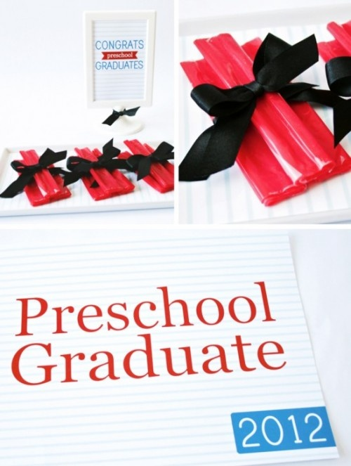 Best Prek Graduation Images On   Graduation Ideas