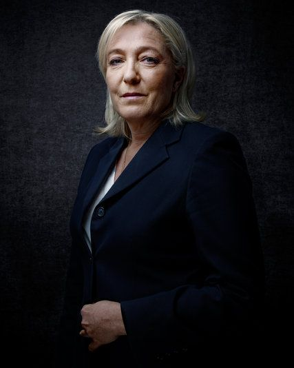 The National Front's Post-Charlie Hebdo Moment - NYTimes.com/Marine Le Pen,president of the National Front