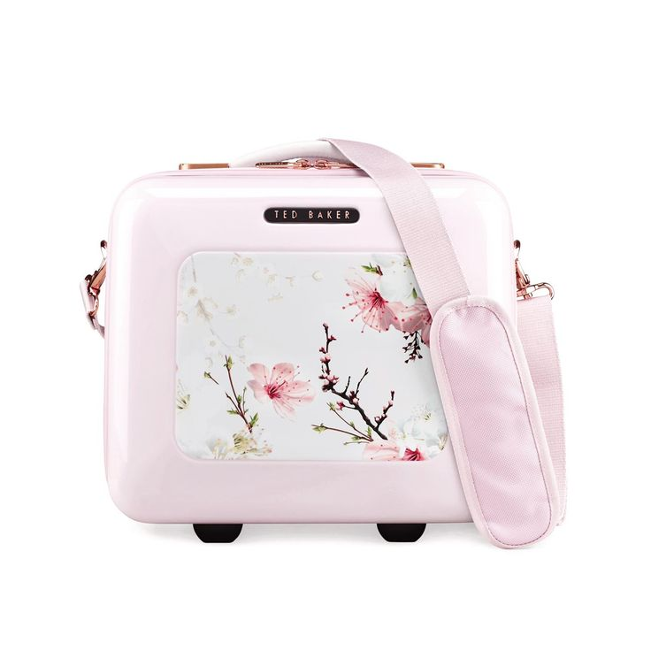 Luggage Ted Baker Take Flight TBW104OB Vanity Case Oriental Blossom