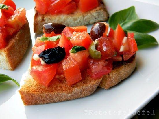 Celebra in bucataria italiana,bruschetta este servita in general ca aperitiv sau gusare ,in diverse …