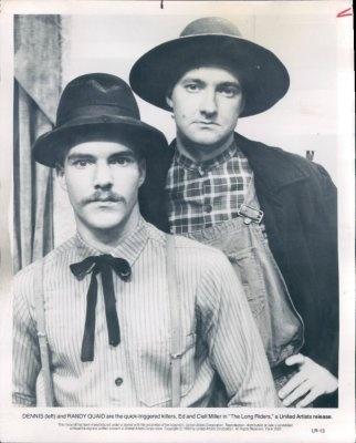 Randy Quaid And Dennis Quaid Young