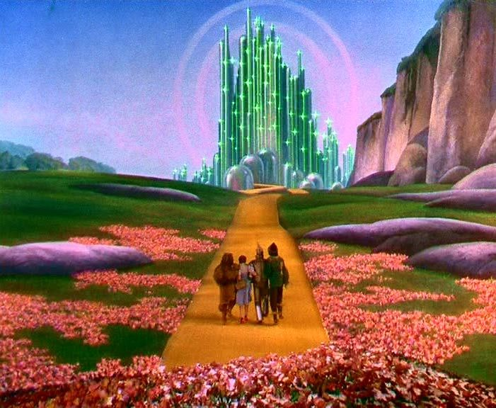 Image result for dorothy wizard of oz road
