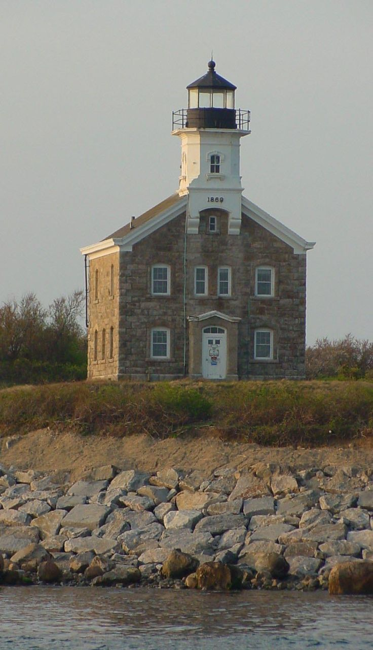 long island lighthouses - Plum Island