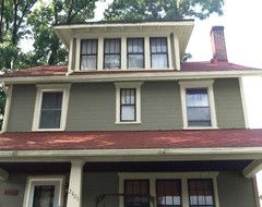 Exterior Paint Scheme For House With Red Roof Options Shown For Grey Olive Agean Blue All W Ivory Trim 617 S 3rd Pinterest Best Exterior