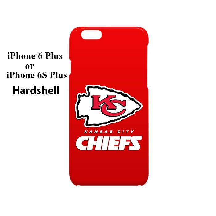 Kansas City Chiefs iPhone 6/6s Plus Case Hardshell