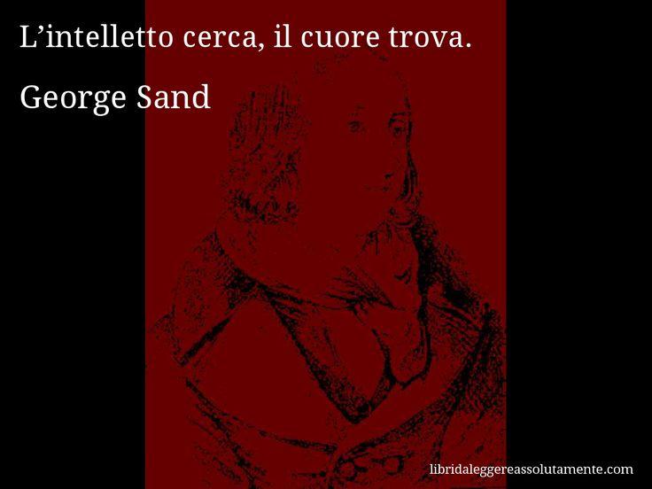 Cartolina con aforisma di George Sand (0)