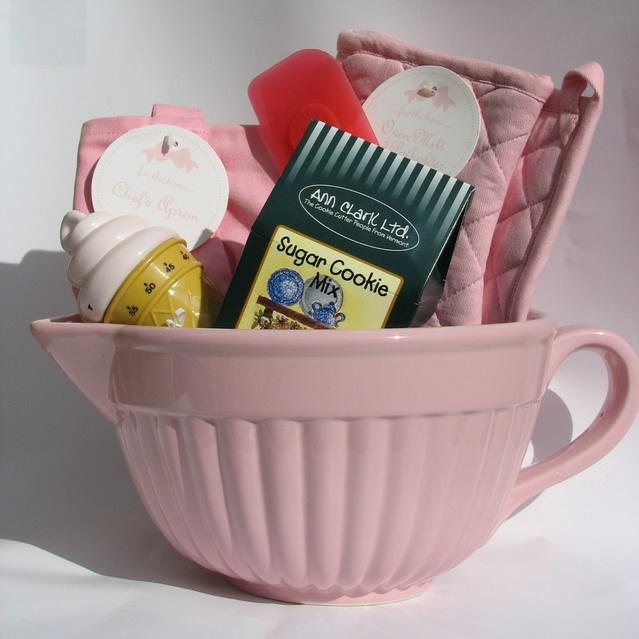 Baking Gift Baskets on Pinterest Baking gift, Christmas jar gifts ...