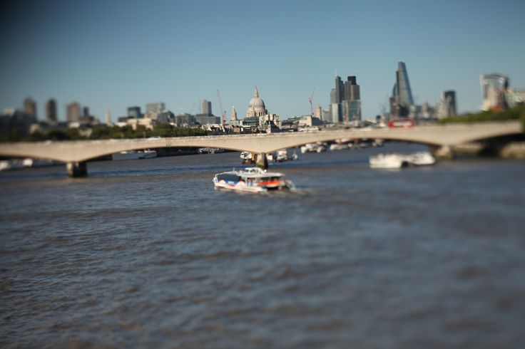 London , tilt and shift . by Miro Horaczko on 500px
