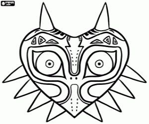 Galerry majoras mask by revpixy on deviantart