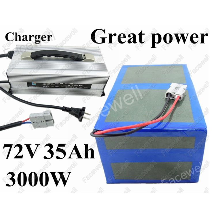 Aliexpress.com : Buy Great Power 72v 35Ah 72v 3000w electric bike kit 1000w 72v 2000w 35Ah 30Ah battery pack for tricycle bike scooter cart +Charger from Reliable pack battery suppliers on Shenzhen Anysun Technology Co., Lmt