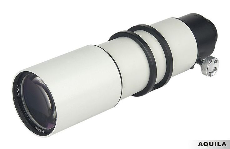 An Aquila 90mm achromatic refractor. Have had one of these for about 6 years. Very sturdily built, good solid focuser and surprisingly good optics. Better than your average achromat. A nice scope if you're looking for a reasonably priced visual scope. Coupled with a semi-apo filter and you're going to be happy enough. But, if you can get a hold of a chroma-corr, you'll be laughing.