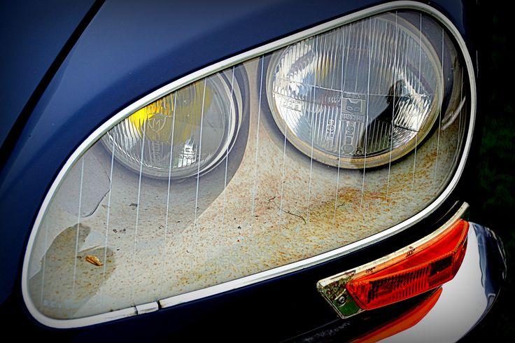 Citroen DS headlamp