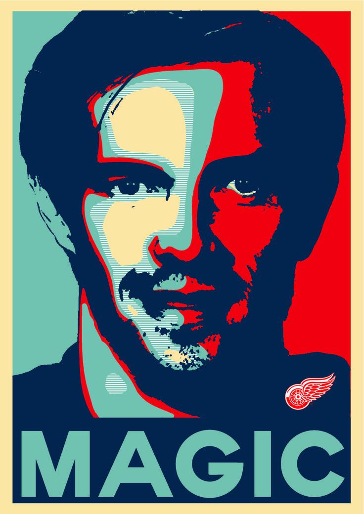 Pavel Datsyuk Poster #2
