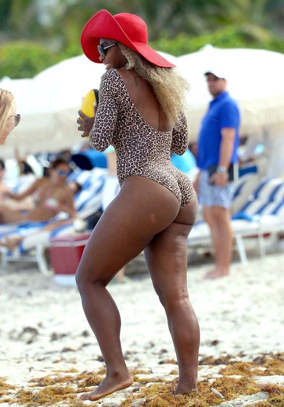 Image result for Serena Williams booty