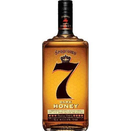 Seagrams 7 • Dark Honey