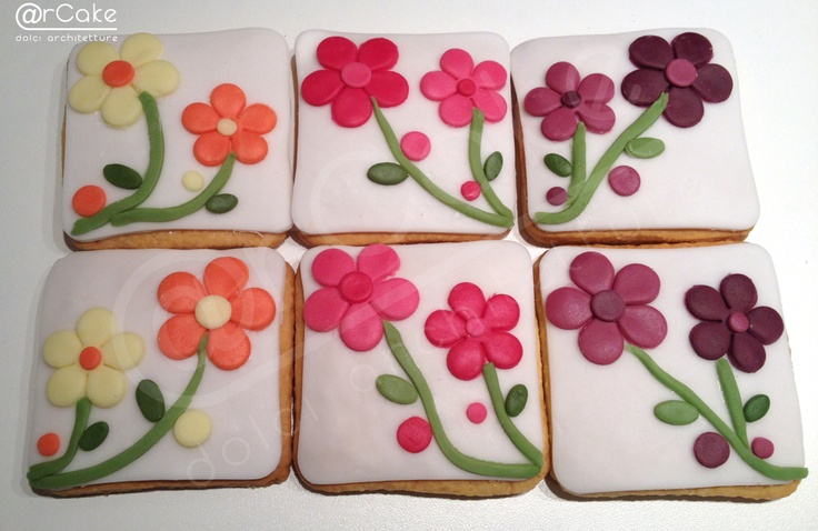 SPRING COOKIES! http://www.facebook.com/pages/rcake/275124219229785  www.arcake.it
