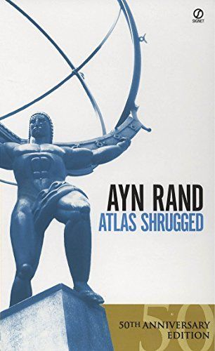 Atlas shrugged by ayn rand, finished 6/9/16