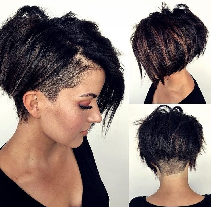 20 beautiful short hairstyles that color your life