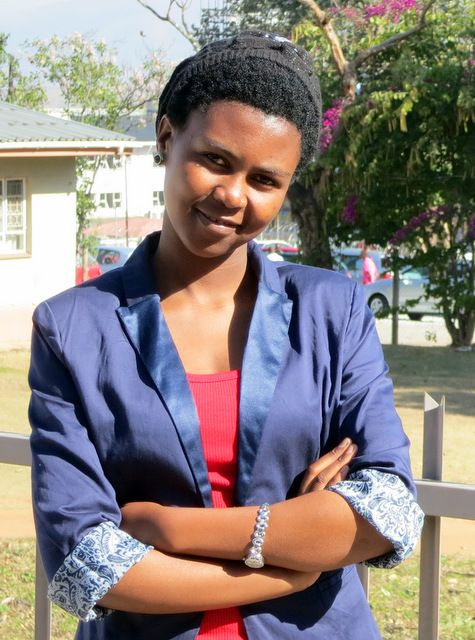 Share Lungile's story for the International Day of the Girl and help empower girls like her to change their world! #DayoftheGirl