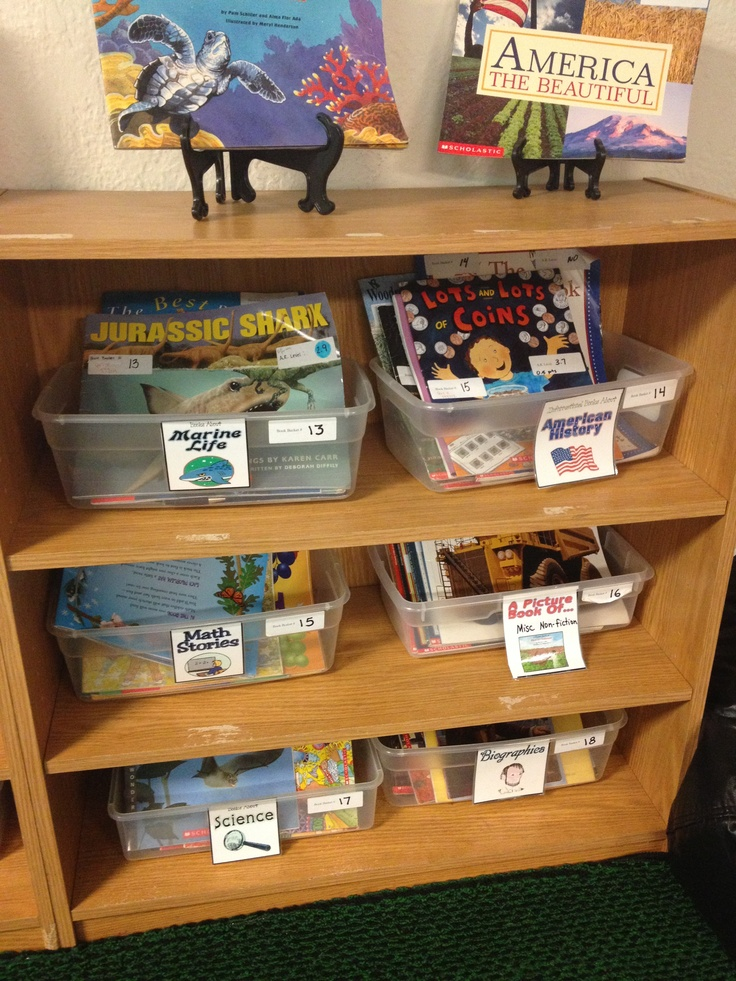 Classroom Design Books : Best images about classroom library on pinterest book