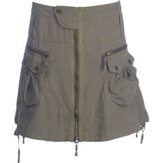 (Limited Supply) Click Image Above: Ojai Clothing Fast Dry Hiker Skirt (women's) - Olive