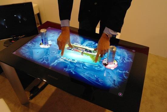 Microsoft Surface Technology.