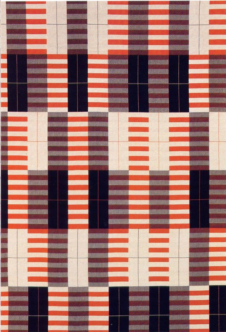 Anni Albers Wall Hanging,1926