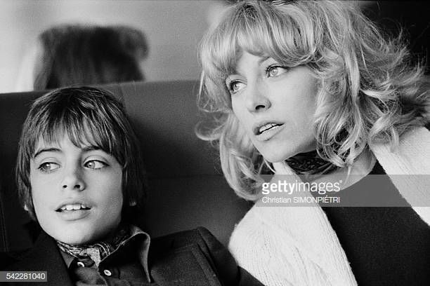World S Best Nathalie Delon Stock Pictures Photos And Images Getty Images French Actress Ethereal Beauty Alain Delon