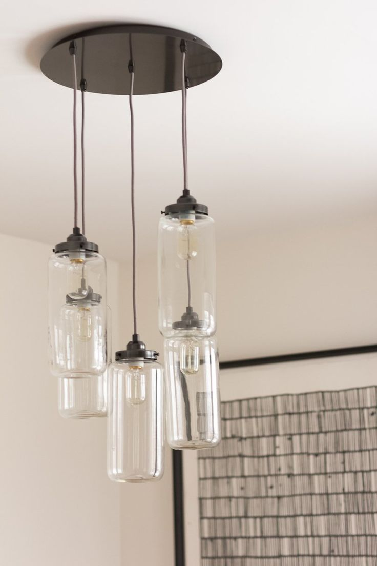 1000 images about mason jar hanging lights on pinterest - Mobiliario industrial vintage ...