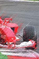 Nel GP del Bahrain vince Rosberg su Mercedes, seguito da Raikkonen sulla Ferrari e da Hamilton con l'altra Mercedes. Vettel con l'altra Ferrari si ritira durante il giro di ricognizione.