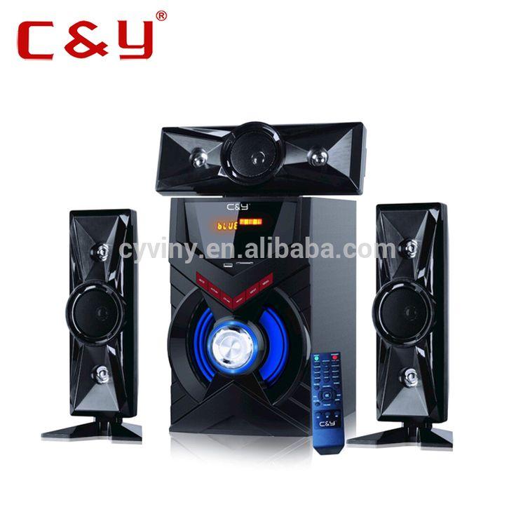 C&Y New model 3.1 Multimedia subwoofer speaker