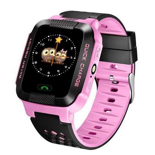 BTL A15 Children Kids Smart Watch Anti Lost GPS Tracker 3D Acceleration Sensors Touch Screen Bluetooth Smart WristWatch