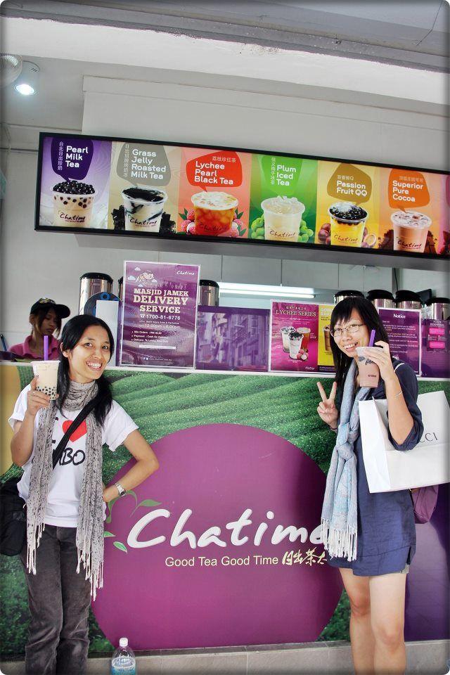 2012.09: Chatime everyone! - Malaysia