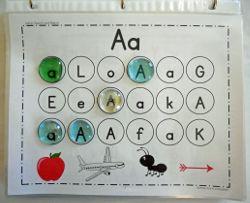 83 best Alphabet Letter Activities images on Pinterest