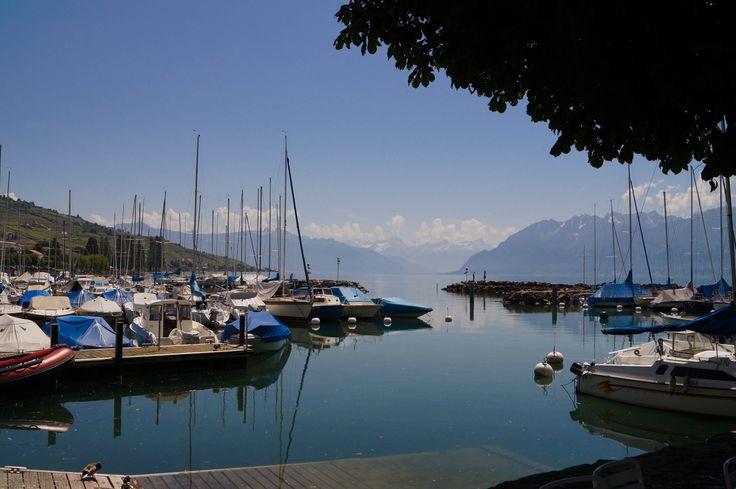 Port de Lutry, Switzerland