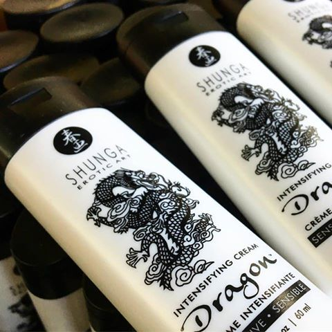 SHUNGA Dragon™ SENSITIVE Intensifying cream for couple Got your hands on our new…