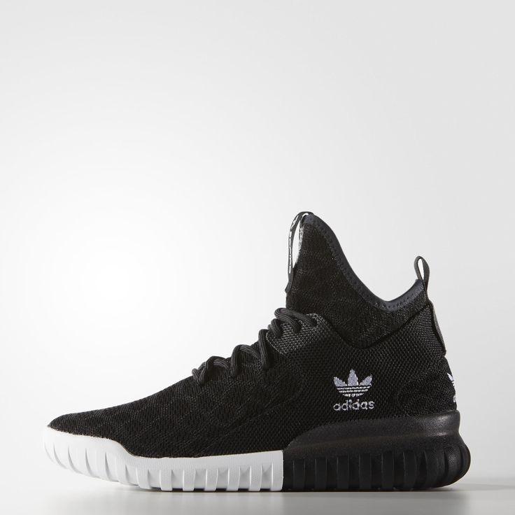 adidas Tubular X Primeknit Shoes - Black | adidas UK