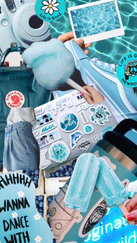 blau;) – #blue #fondos – Wallpaper Lockscreen #…