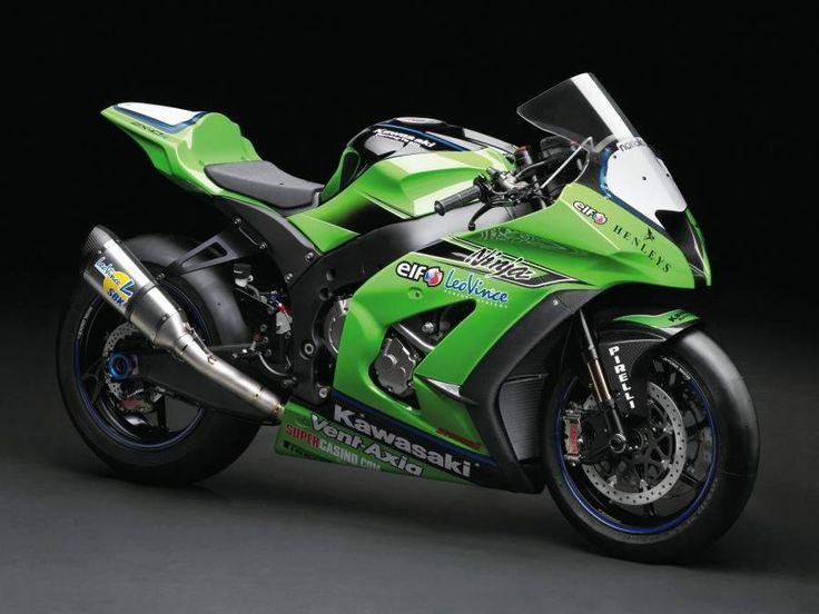 Kawasaki Zxr Sbk
