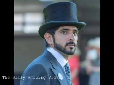 Sheikh Hamdan Fazza3 Crown Prince Of Duba Royal Ascot 2017 - YouTube