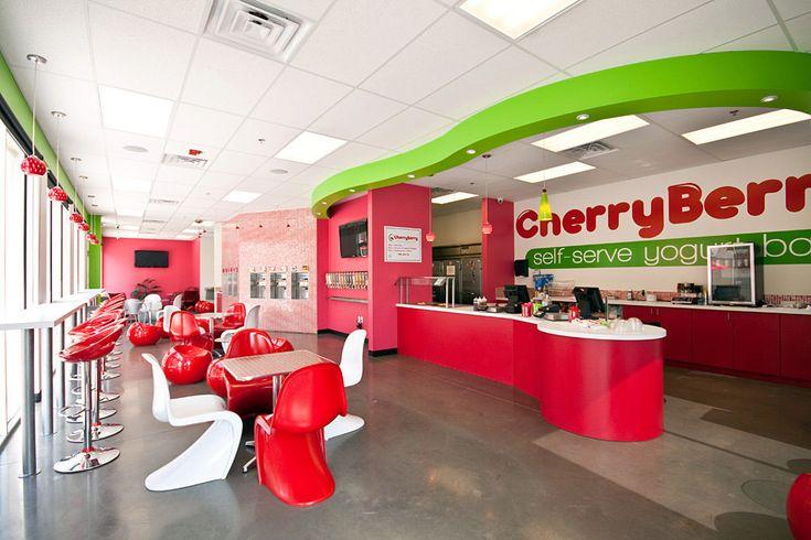 Best 25 Yogurt Shop Ideas On Pinterest Frozen Yogurt Shop Frozen Shop And Cafeterias