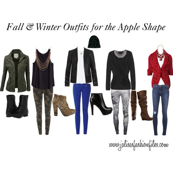 Fall Winter Outfits For The Apple Shape Outifits Apple Shape