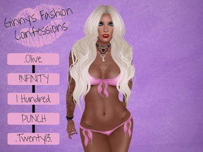 Ginny's Fashion Confessions: Pretty Little Pink Bikini!