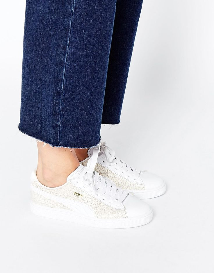 Conception Large S'adapter Formateurs Végétaliens En Blanc - Blanc Asos
