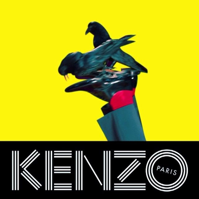 Introducing our new Fall-Winter 2014 campaign by TOILETPAPER Magazine! Stay tuned as new images will be revealed all week at @kenzo #kenzofw14  #toiletpapermagazine #kenzo