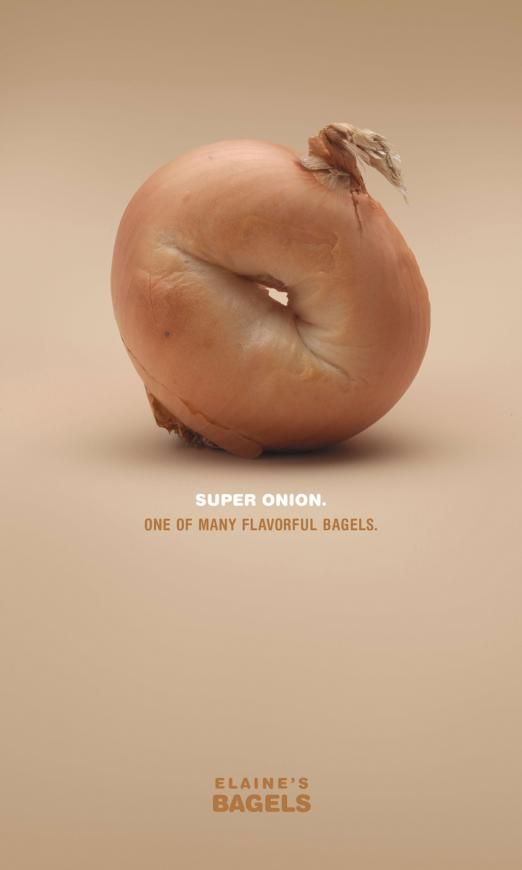 Super onion. One of many flavorful bagels by Squid Ink, Royal Oak, USA #foto #photography #advertising