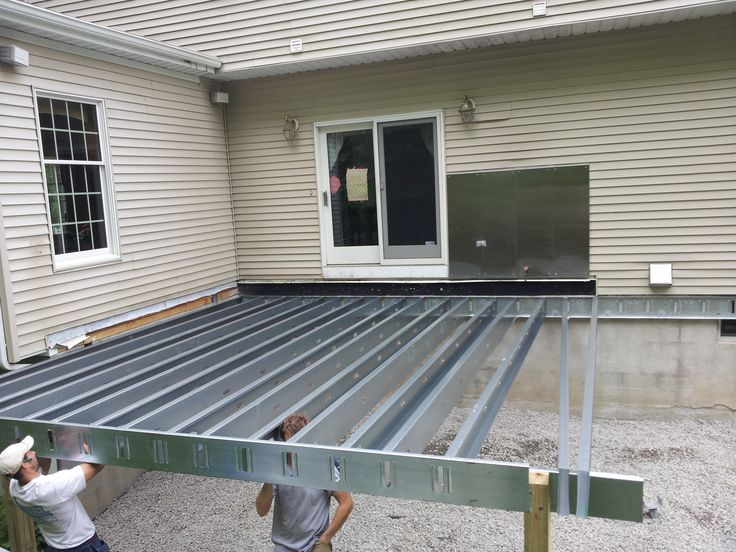 Good Steel Deck Framing In New Jersey
